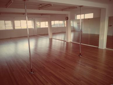 Skytribe dance studio pole dancing hen party venue Leicester